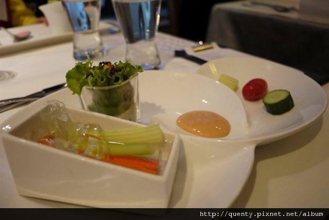 沙拉 - 時蔬棒沙拉