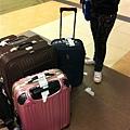 找到我們的行李