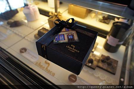 小盒的生巧克力