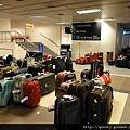右下角就是我們的行李所在地,看來是  New Arrival