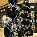 Shopping Mall Christmas Tree