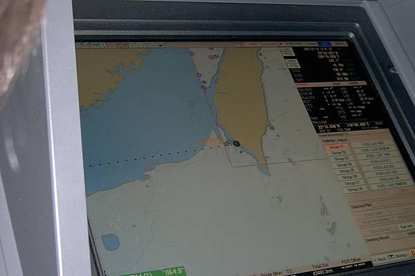 高科技的航海圖