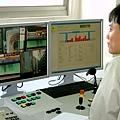 監控貨櫃工作的系統