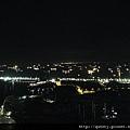 金沙酒店空中花園夜景