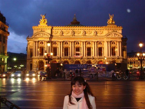 Opera Garnire