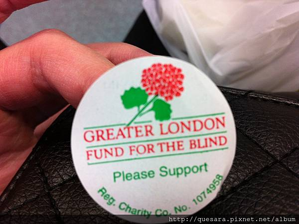 Charityfortheblind