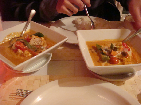 Thai Smile- Curry