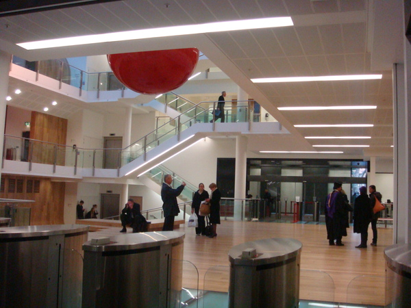 LSE's New Academic Building