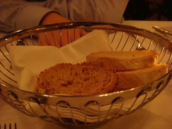 Brown & White Bread