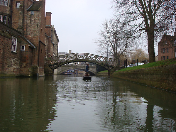 Mathematics Bridge