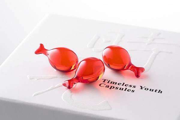 青春考究 青春紅顏膠囊 保濕修護專家