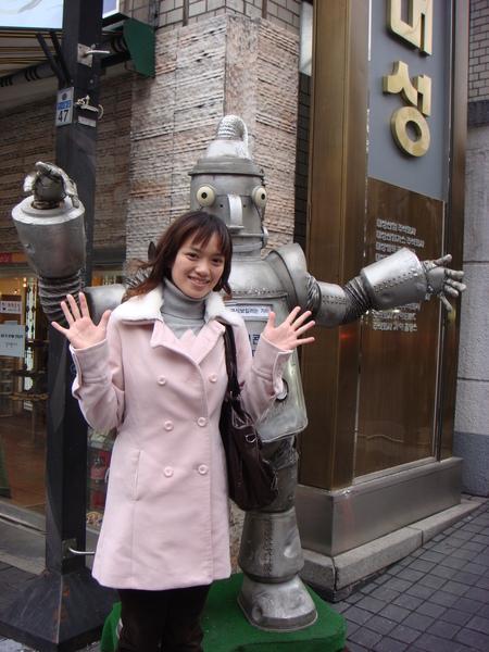 可愛機器人