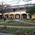 Arles-梵谷自願去療養所住的瘋人院.JPG