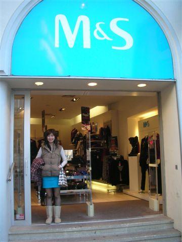 Avignon-M&S不等於Marks and Spencer唷.JPG