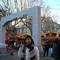 Avignon-耶誕市集.JPG