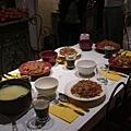 第二日晚餐-義大利肉醬麵.JPG