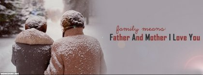 Love father and mother