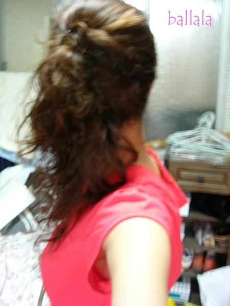 人魚公主hair