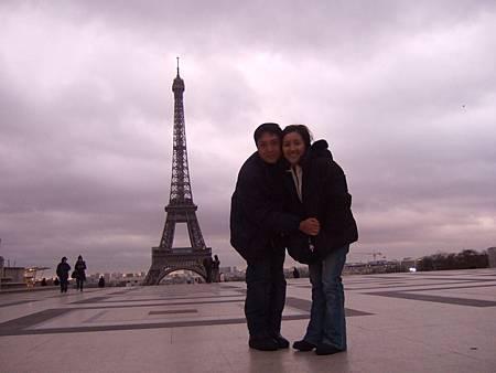 甜蜜蜜月巴黎 060