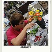 罌粟花麵包花證照班,,中華民國麵包花與紙粘土藝品推展協會
