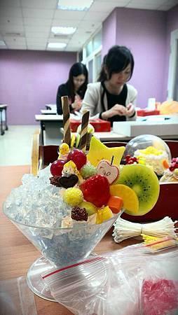 粘土甜品藝術證照顧班