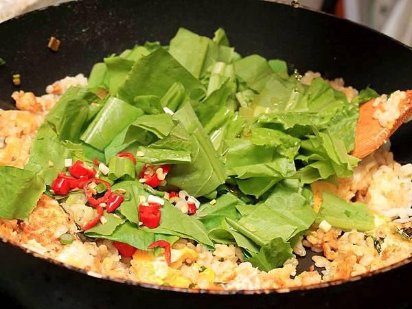 櫻花蝦炒飯