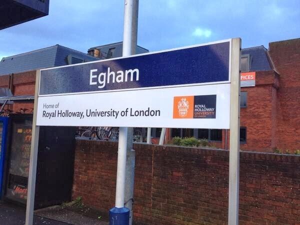 Egham Sign 2014