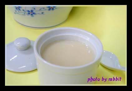 腐竹意米糖水