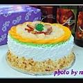 我和小宝的生日蛋糕02