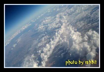 飞往悉尼的空中02
