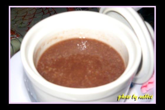 6m2d ~ 紫包菜粥