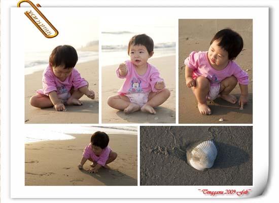 游记~3rd 丁嘉楼之早晨的海滩-03