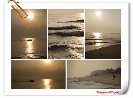 游记~3rd 丁嘉楼之早晨的海滩