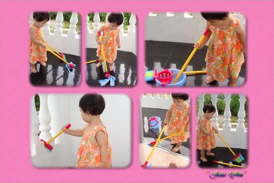 [1y4m]~帮妈妈打扫