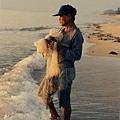 看图说画(9) : 看海的渔夫