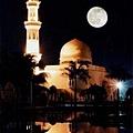 看图说画(15) : 月夜中的圣所