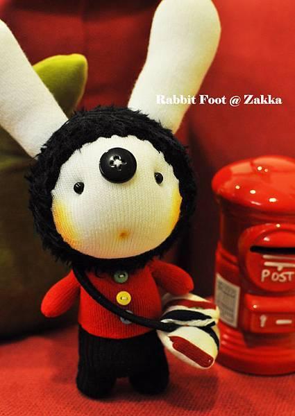 英國室衛隊芬妮兔