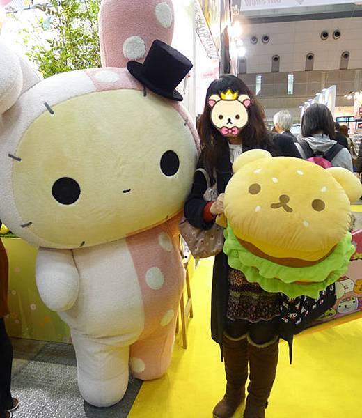 2012東京禮品展-san-x