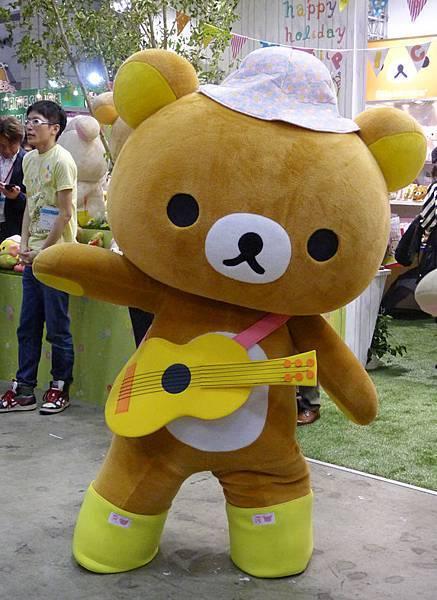 2012東京禮品展-san-x2