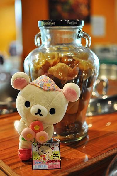 San-X 野餐牛奶熊3