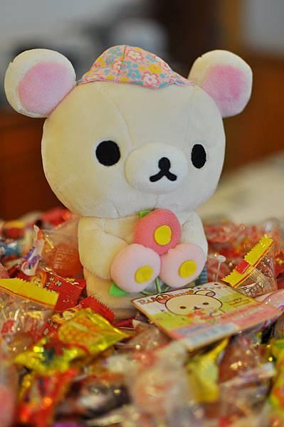 San-X 野餐牛奶熊4