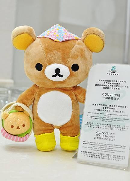 San-X 野餐拉拉熊5