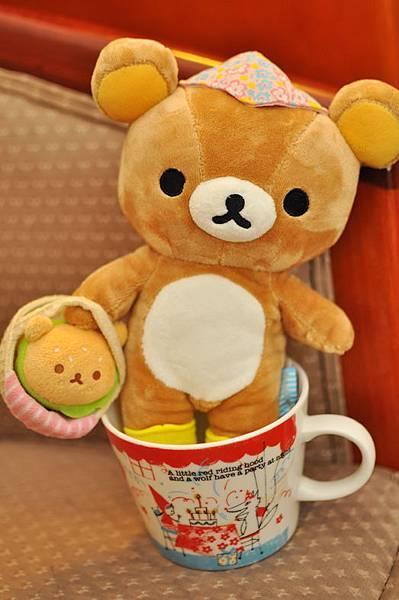 San-X 野餐拉拉熊7