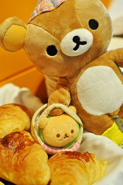 San-X 野餐拉拉熊10