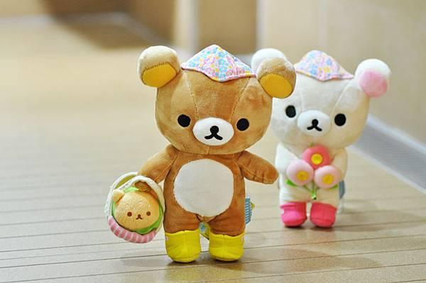 San-X 野餐拉拉熊系列3