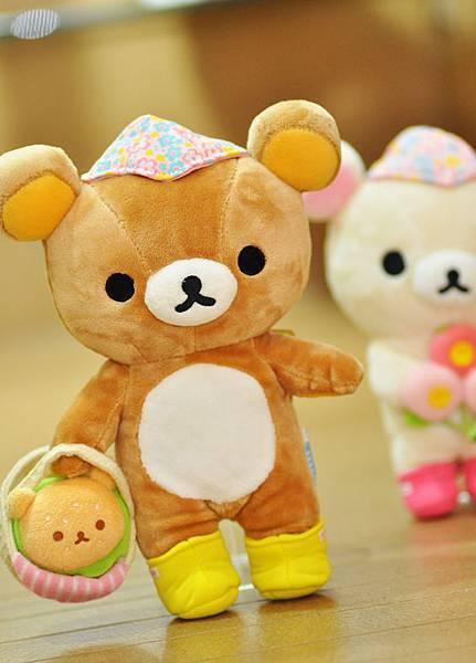 San-X 野餐拉拉熊系列5