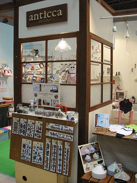 2012東京禮品展-Decole6