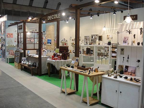 2012東京禮品展-Decole