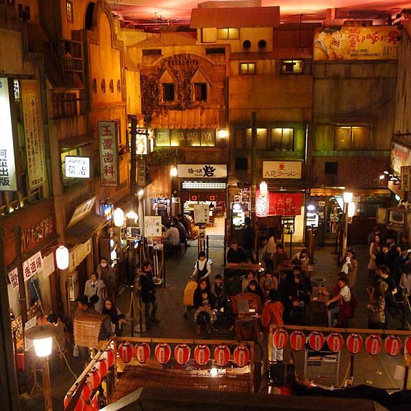 橫濱拉麵博物館1