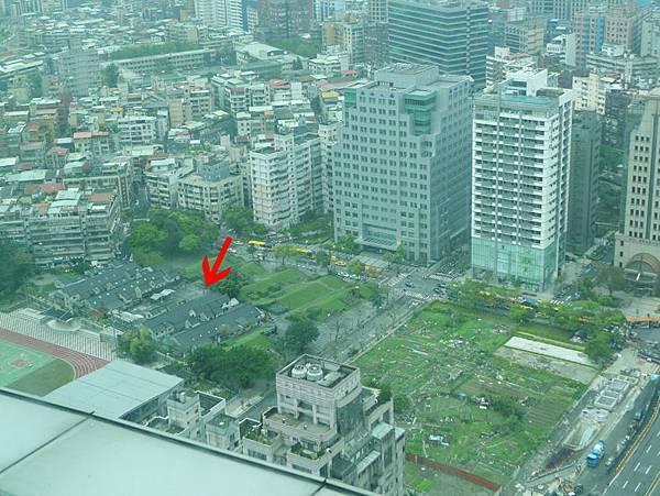 台北101-35F窗景2